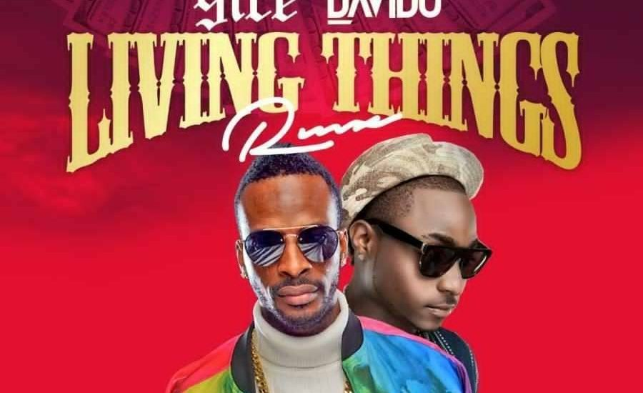 Download: 9ice ft. Davido - Living Things (Remix)
