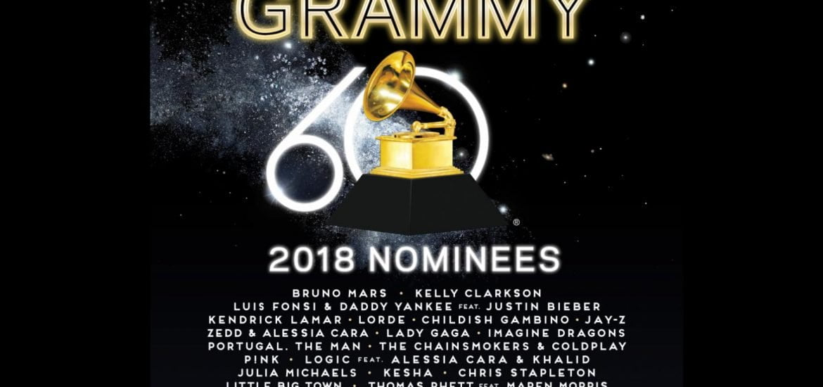 Complete List Of Grammys 2018 Winners