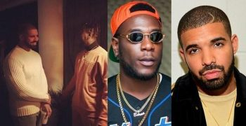 How Burna Boy Wrote 5 Songs For Drake In His 'More Life' Album