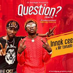 Innok Cee X Mr Tonado – Question