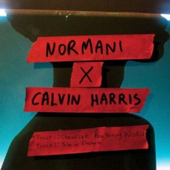 Normani Calvin Harris WizKid Checklist