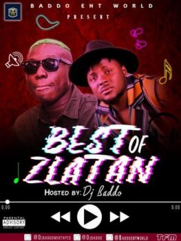 DJ Baddo – Best Of Zlatan
