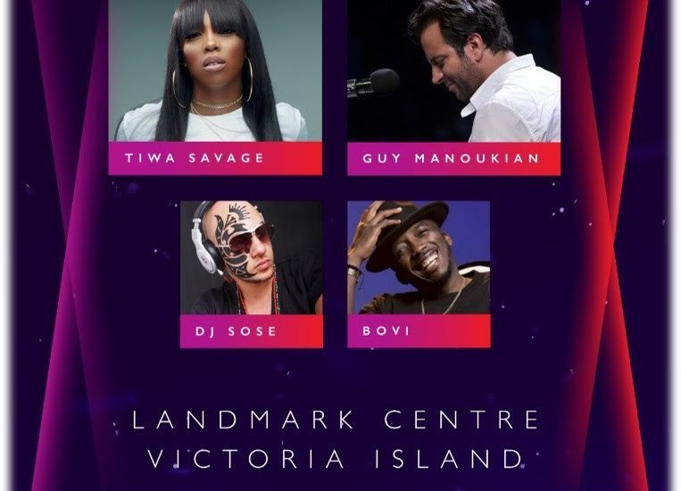 Tiwa Savage And Guy Manoukian To Headline The Nigerian-Lebanese Multicultural Concert