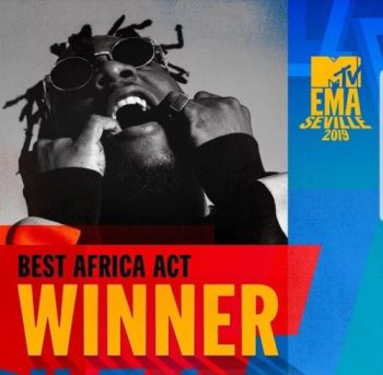Burna Boy Beats Other African Artists